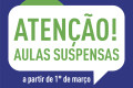 Aulas Suspensas - 1 . 03 . 21_App